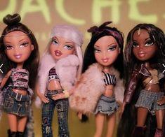 288 images about bratz on We Heart It Bratz Doll Makeup, Bratz Doll Outfits, Pink Tumblr Aesthetic, Bad Girl Aesthetic, Pink Aesthetic, Barbie, Bratz Doll Halloween Costume, Black Bratz Doll, Brat Doll