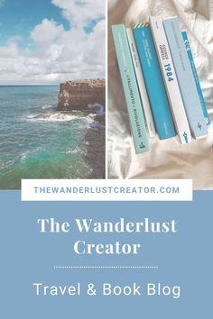 The Wanderlust Creator è il blog di viaggi e libri di Federica Abbinate. Qui troverete consigli di destinazioni in Italia e all'Estero e letture interessanti, ma anche curiosità sul mondo del turismo e dell'editoria. Blog, The Creator, Wanderlust, Outdoor Decor, Travel, Tourism, Italia, Viajes, Blogging