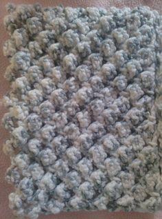 Bufanda de cuello redondo pequeña