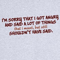 Things I Shouldn't Have Said Funny Novelty T Shirt Z12970 - Rogue Attire