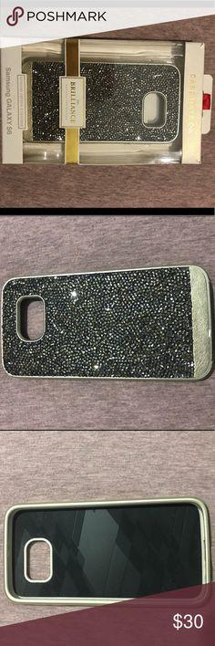 Casemate Samsung Galaxy S6 Brilliance, Champagne, Samsung Galaxy S6 CaseMate Accessories Phone Cases