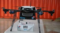 This Country Will Be The First in The World to Have Pizzas Delivered by Drones - NDTV