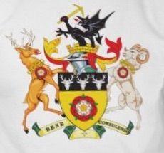 Derbyshire shield