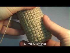 3 Chien Sur La Bouteille - Torse Crochet - YouTube