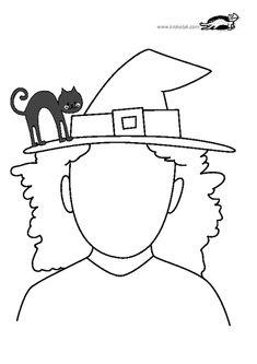 230 Čarodějnice ideas | čarodějnice, halloween, omalovánky