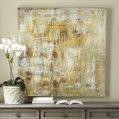 Cool Mist Giclee Print; $280; ballard design