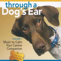 Through a Dog's Ear: Music to Calm Your Canine Companion, Volume 1 Sounds True