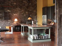 From A 1914 Furniture Store To A Downtown Residence   Birmingham, AL |  Appleseed Workshop