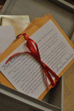 Romantic gift idea - Valentines Day
