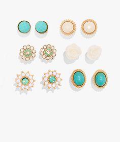 Bright stud earrings | Aldo Accessories