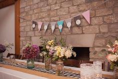 Barn reception at Travellers Rest