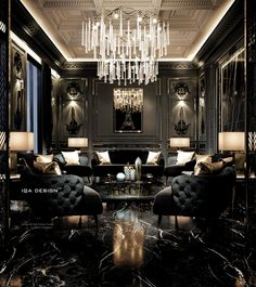 Find out the best luxury lighting fixtures for your next living room interior design project. Find the piece that matc Luxury Rooms, Luxury Home Decor, Luxurious Bedrooms, Luxury Houses, Luxury Cars, Luxury Vehicle, Luxury Kitchens, Luxury Vinyl, Luxury Apartments