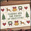 Free Christmas Cross-Stitch Patterns - free patterns.com
