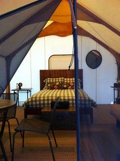 My kinda camping ~ San Juan Island, WA