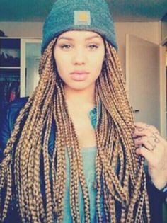 Long HairStyles – African braided hair styles For Black Women