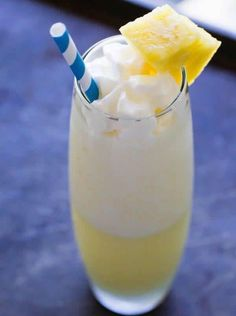 Piña colada au thermomix. Je vous propose une recette de cocktail de piña colada avec ou sans alcool, une recette simple et facile à réaliser au thermomix.