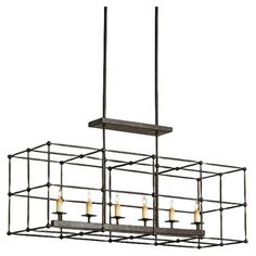 $1340.00 Free Shipping] when you buy Currey  and  Company Fitzjames 6 Light Candle Chandelier at AllModern - Great Deals on all Lighting products with the best selection to choose from!