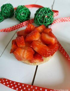 J'adore les tartelettes aux fraises. Malheureusement les tartelettes classiques sont peu compatibles avec un régime.... J'ai donc essayé d'inventer mes propres tartelettes version light. J'ai décidé de refaire la même pâte que pour mes tartelettes aux...