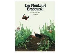 Der Maulwurf Grabowski, erschienen 1972 von Luis Murschetz - Habe ich aufgehoben und noch im Regal stehen