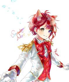 Anime Wolf Girl, Anime Cat, Anime Chibi, Kawaii Anime, Neko, Wolf People, Anime Group, Cute Anime Character, Cute Anime Guys