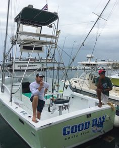 Going out inshore fishing today! #jackpotsportfishing #fishingincostarica #costaricafishing #fishinginquepos #queposfishing #manuelantonio #costarica #fishing #flyfishingquepos