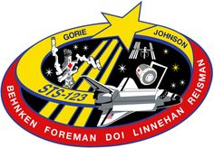 List of Space Shuttle missions Space Patch, Nasa Patch, Air Force Patches, Nasa Missions, Cute Laptop Stickers, International Space Station, Space And Astronomy, Space Program, Space Shuttle