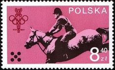 Sello: Modern Pentathlon (Polonia) (60 years Polish Olympic Committee) Mi:PL 2615,Sn:PL 2326,Yt:PL 2439,AFA:PL 2500,Pol:PL 2468. Buy, sell, trade and exchange collectibles easily with Colnect collectors community. Solo Colnect empareja automáticamente los objetos de colección que deseas con los objetos de colección que los coleccionistas ofrecen para venta o intercambio. El Club de coleccionistas de Colnect revoluciona tu experiencia como coleccionista! Olympic Committee, Show Us, Stamp Collecting, Postage Stamps, Olympics, Stationery, Modern, Europe, Club