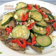 Ratatouille < Divina Cocina