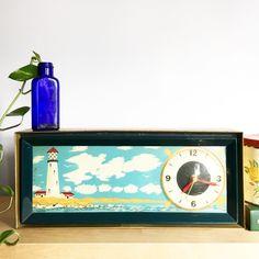 What These Old Things Online Vintage Shop Retro Clock, One That Got Away, Blue Dream, Flip Clock, Vintage Home Decor, Radios, Vintage Shops, Clocks, Cameras