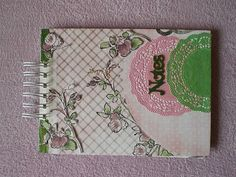 Marmalade, Notebook, Rose, Pink, Roses, The Notebook, Exercise Book, Notebooks