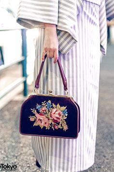 http://tokyofashion.com/japanese-striped-kimono-street-fashion-by-mamechiyo/