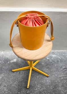 Bucket bag via Goodmoods