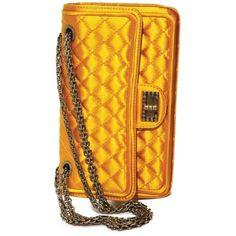 Chanel Paris Shanghai ❤ liked on Polyvore featuring bags, handbags, chanel, bolsas, purses, borse, yellow purse, chanel handbags, yellow handbag und chanel purses