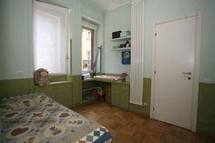 Appartamento ristrutturato anni '70 - Via Mascagni, Milano  http://www.home-lab.org/Immobile/Via-Mascagni-268.html