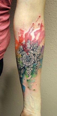 tattoo inspiration  mandala