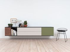 Landscape wall unit from the Pastoe Joost Selection 2015