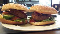 Vegane Burger ,  gekauft bei Penny #vegan