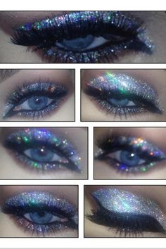 So. Much. Glitter! Lauren Scornavacchi..... do you think i could get away with this at work?