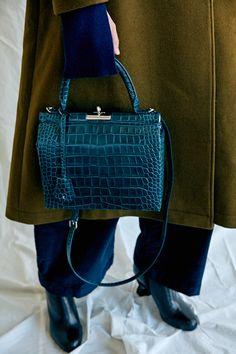 [Pre-order]Edge Bag_Leather(Blue)