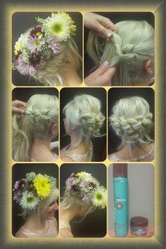 Dawn_Atkinson2 #festivalhair #hairtutorial #coachellahair #sexyahir #howto #DYI #Concerthair