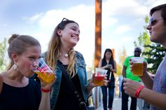 The Visit Philly Beer Garden Happy Hour Series Hits Spruce Street Harbor Park Today, June 5 With A Beer Week Wrap Up And Free Giveaways