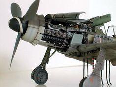 1/48 Focke-Wulf FW 190D-9 by Doowan Lee