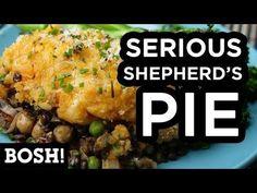 SERIOUS SHEPHERD'S PIE   BOSH!   VEGAN - YouTube
