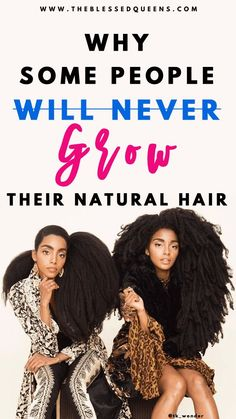 Why Some People Will Never Grow Their Natural Hair! What happen when black girls with curls and afro's don't see beauty in their natural hair?