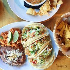 Baja fish tacos w/ nachos! #mexicanfood #vancouver #gastown #tacos #nachos #delicious #food#vancity #lacasita #gastown #raincity #yvr #604 #778 #vancouver #van #lunch #dinner #takeout #supper #latedinner #parties #events #partyfood #restaurant #foodie La Casita Gastown Mexican Food Restaurant 101 West Cordova str, V6B 1E1 Vancouver, BC, CANADA Phone: 604 646 2444 http://www.lacasita.ca/