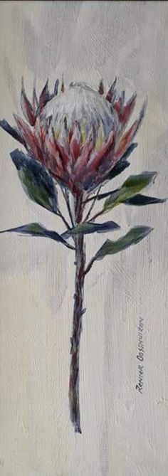 King Art, Wild Flowers, Watercolor Art, Paintings, Draw, Plants, Paper, Watercolor Painting, Paint