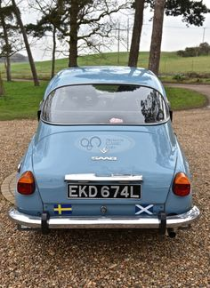 Saab 96 V4 with full FIA Passport for Sale http://www.saabplanet.com/saab-96-v4-with-full-fia-passport-for-sale/