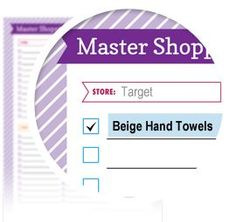 Shopping/Errand List - Download here: https://www.alejandra.tv/shop/printable-home-organizing-checklists/?utm_source=Pinterest&utm_medium=Pin&utm_content=Checklistk&utm_campaign=Pin     This master shopping tracker was designed to track all of your errands by store name or items to purchase at specific stores. Use this checklist on Saturday morning to plan your trips to Target, Costco, or the Mall!