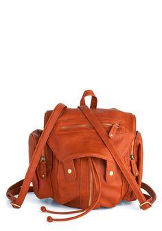 My New Bag!! I Love Utility Backpack, #ModCloth
