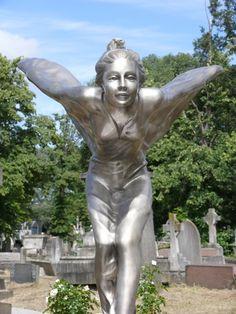 Kensal Green Cemetery, London, England